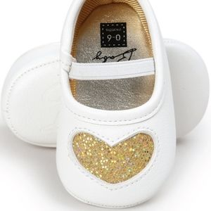 Other - 3/$15 Infant baby toddler Soft soled shoe